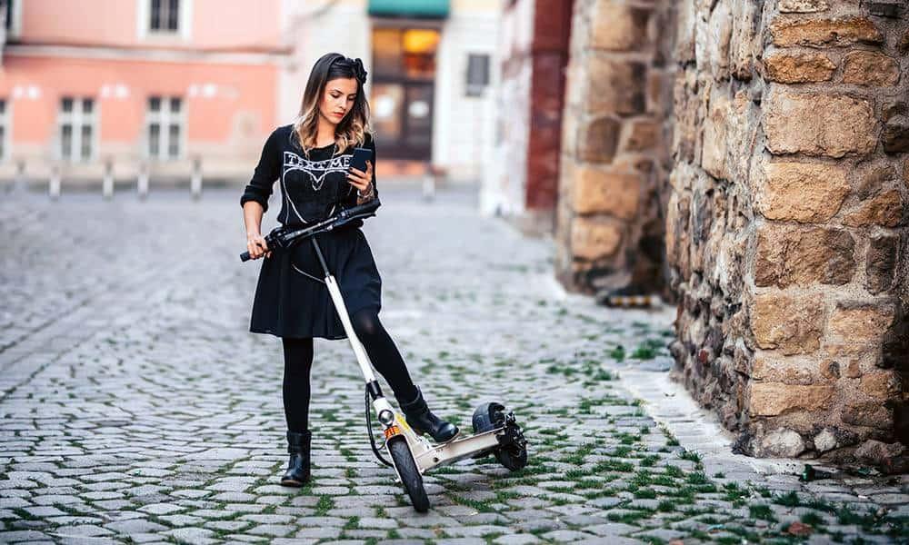E-Scooter - © Envato Elements