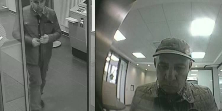 Wer erkennt diesen Mann? - © Polizei Löhne