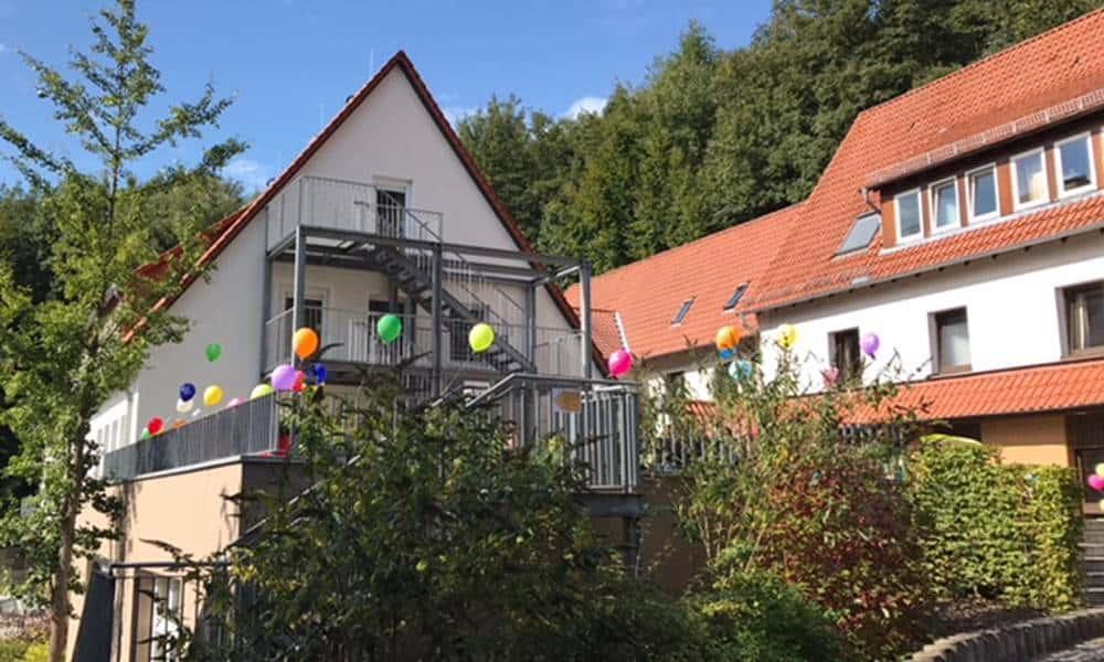 Jugendgästehaus Rödinghausen - © Kreis Herford