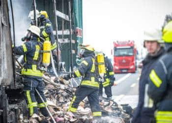 Feuerwehr, LKW