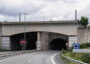 OWD-Tunnel - © Stadt Bielefeld