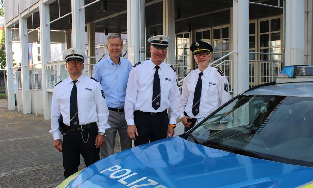 Polizeihauptkommissar Reiner Hüttel