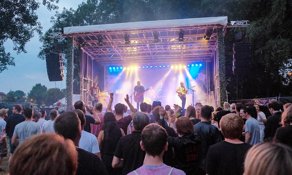 Wintergrün Festival