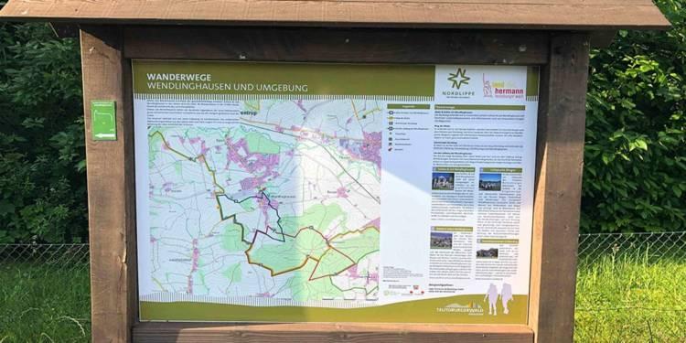 Wanderwege Wendlinghausen