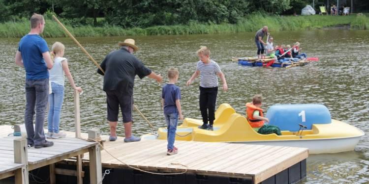 Seefest im Gartenschaupark Rietberg