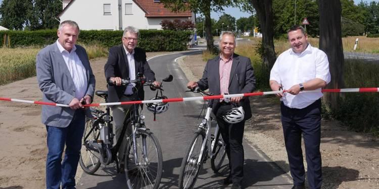 Radweg Heeper Straße