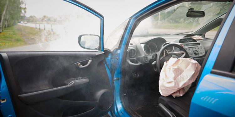 Autounfall, Airbag
