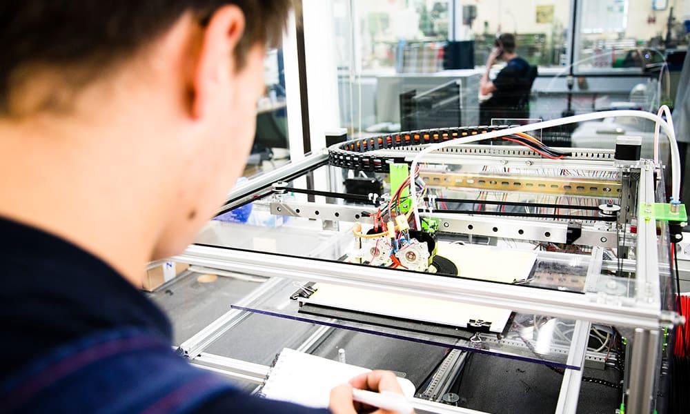 Azubi 3D Drucker