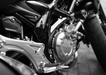 Motorrad, Suzuki