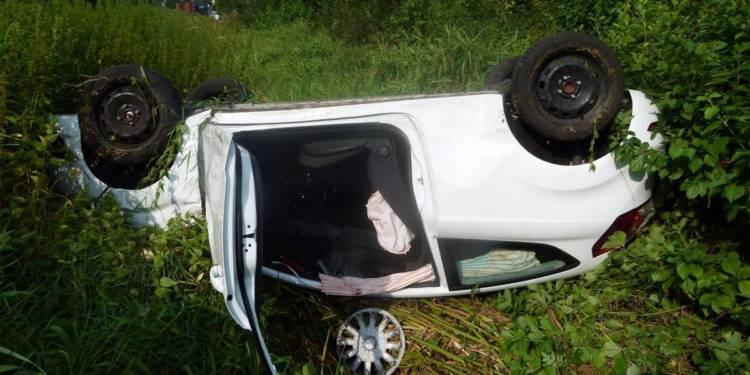 Unfall Rahden 28.08.2019