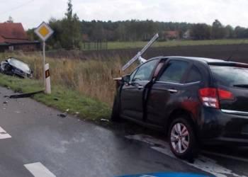 Autounfall Espelkamp 25.09.2019