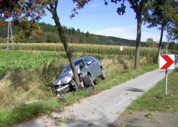 Autounfall Hüllhorst 17.09.2019