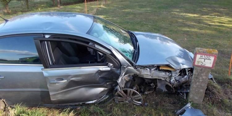 Autounfall Rahden 19.09.2019