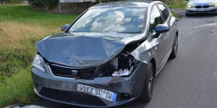 Autounfall Vlotho 10.09.2019