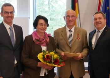 Bernd Munko Bundesverdienstkreuz