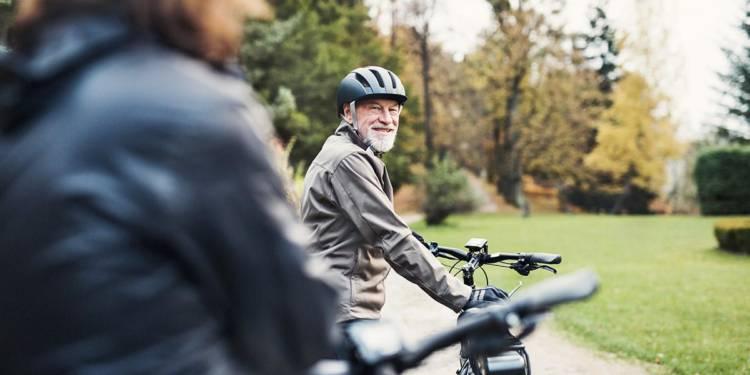 E-Bike, Senioren