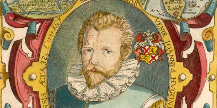Jan Huygen van Linschoten