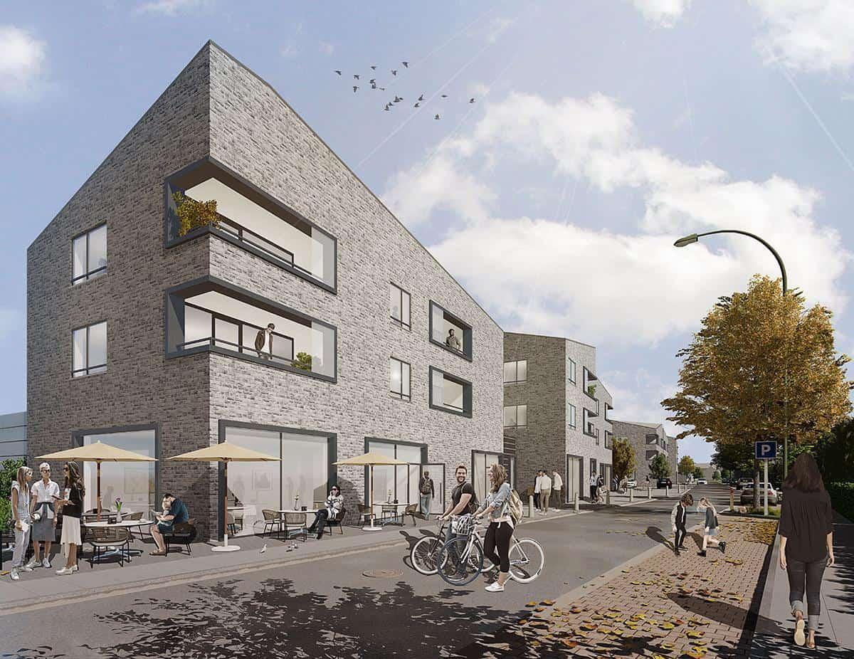 Präsentationsplan Kolpingstraße