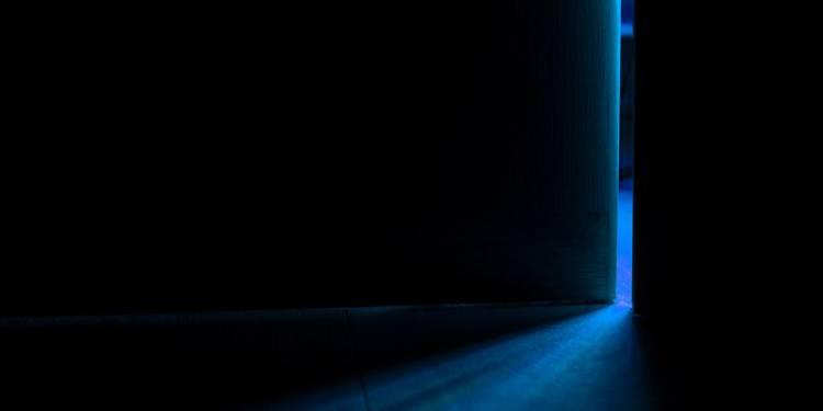 Tür, Nacht