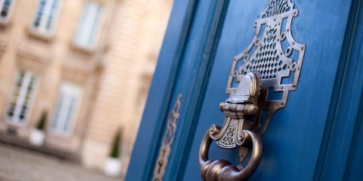 Tür, Schloss