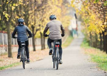 Fahrrad, Paar