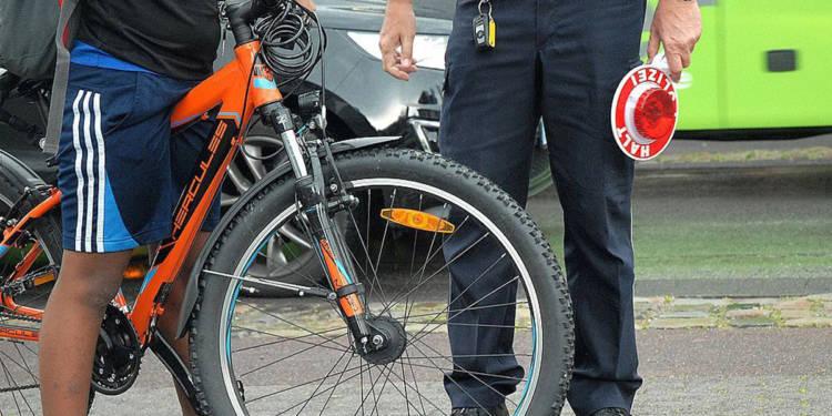 Fahrradkontrolle