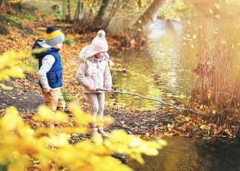 Herbst, Kinder