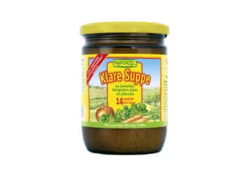 Rapunzel Klare Suppe