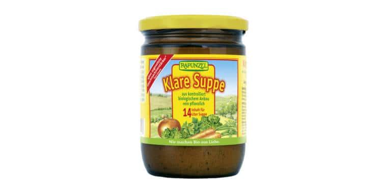 Rapunzel Klare Suppe