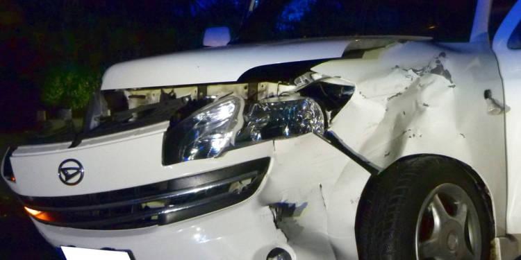 Autounfall Bad Oeynhausen 19.11.2019