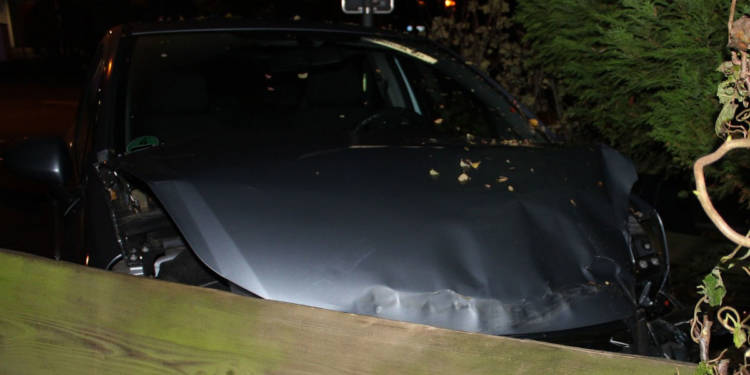 Autounfall Lübbecke 15.11.2019