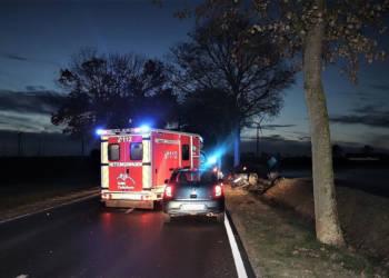 Autounfall Paderborn 12.11.2019