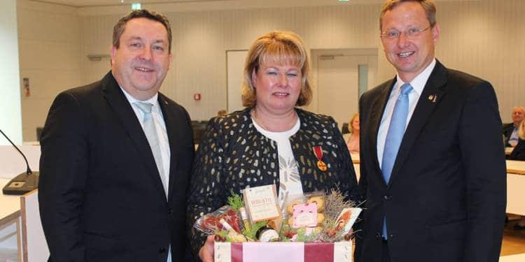 Bundesverdienstorden Ulrike Stein
