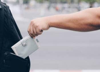 Taschendiebstahl, Rucksack