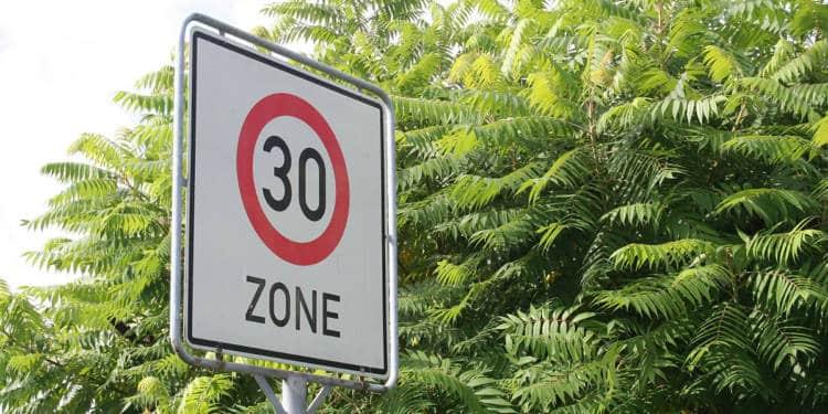 30er Zone