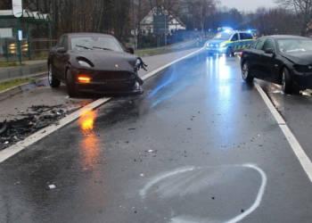 Autounfall Hüllhorst 12.12.2019