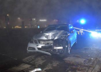 Autounfall Löhne 05.12.2019
