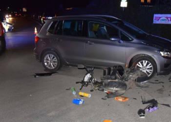Autounfall Löhne 27.12.2019