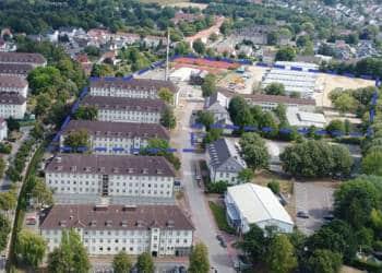 Ankauf Wentworth Kaserne