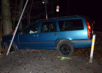 Autounfall Herford 19.01.2020