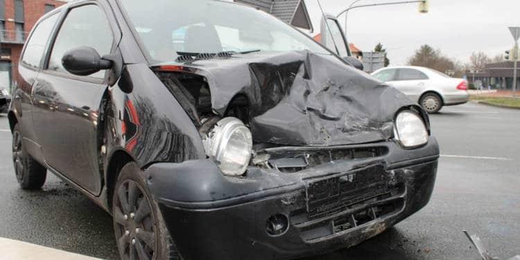 Autounfall Lübbecke 27.01.2020