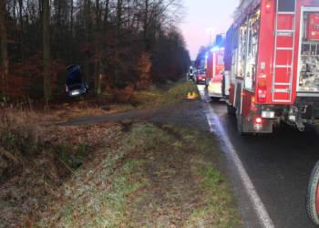 Autounfall Rischenua 16.01.2020