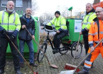 Kooperation Bauhof ProArbeit