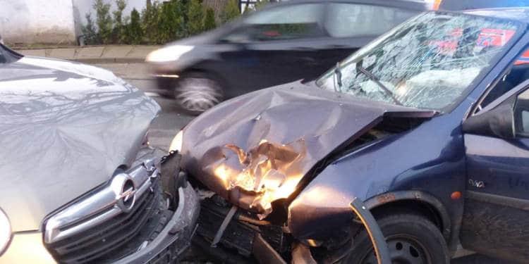 Autounfall Hille 12.02.2020