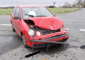 Autounfall Lübbecke 24.02.2020