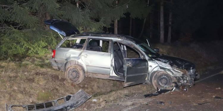 Autounfall Willebadessen 08.02.2020