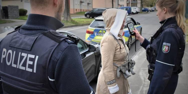 Polizeikontrolle Alkohol