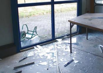 Vandalismus Espelkamp 19.02.2020