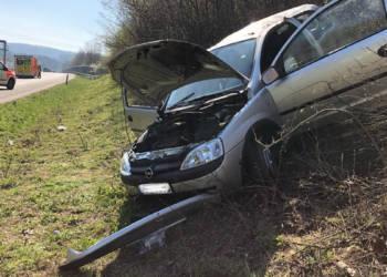 Autounfall Bielefeld 28.03.2020