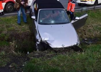 Autounfall Hiddenhausen 01.03.2020